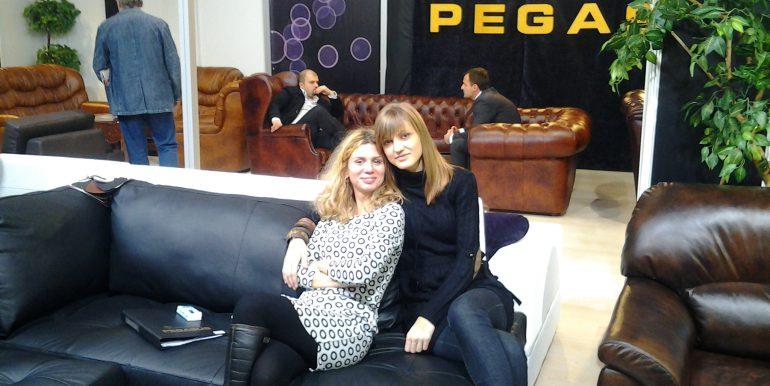 Pegasus na sajmu 2012.