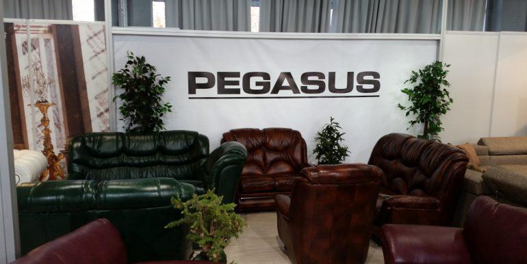 Pegasus na sajmu 2014.