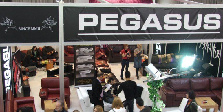 Pegasus na sajmu 2009.