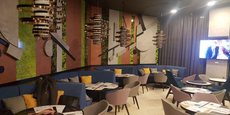 Hotel Novotel, Mosva