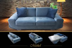 "Pegasus ""Michele"" sofa bed"