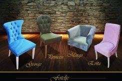 Pegasus Club fotelja