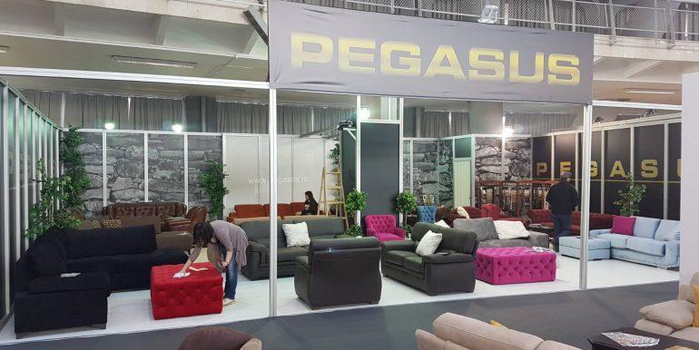 Pegasus na sajmu 2017.