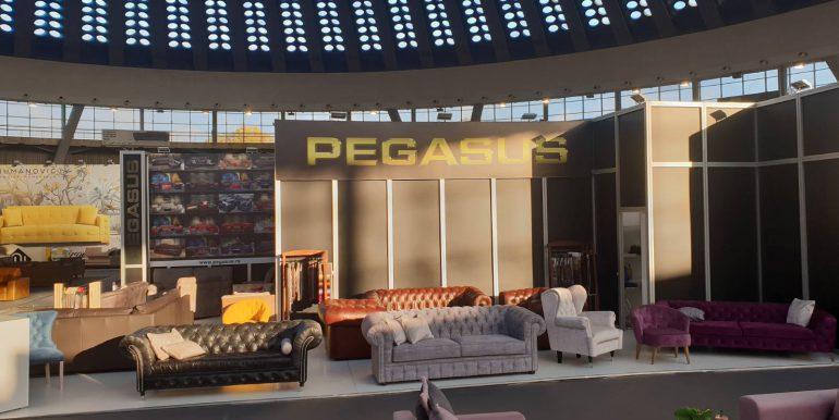 Pegasus na sajmu 2019.